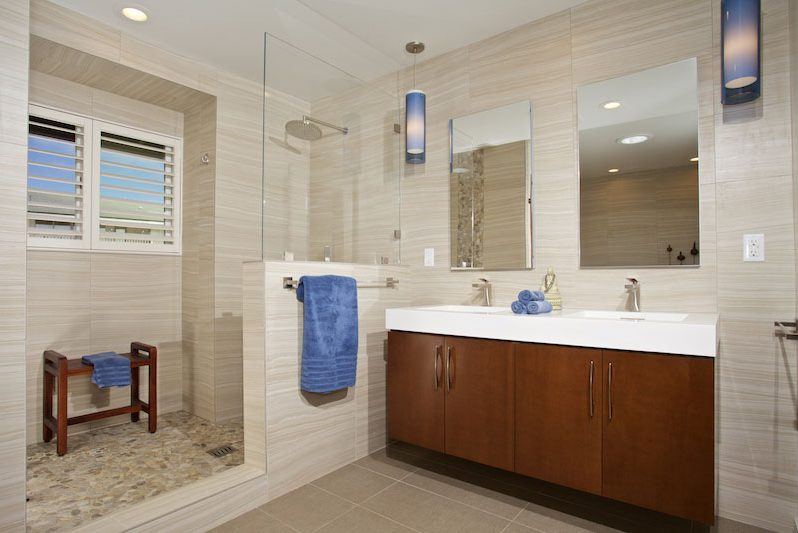 Zen Inspired Bathroom 5 Tips To Create Peace Using Elements From Nature Marrokal Design Remodeling