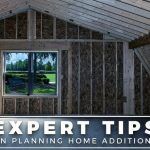 tips on planning home addition in ca