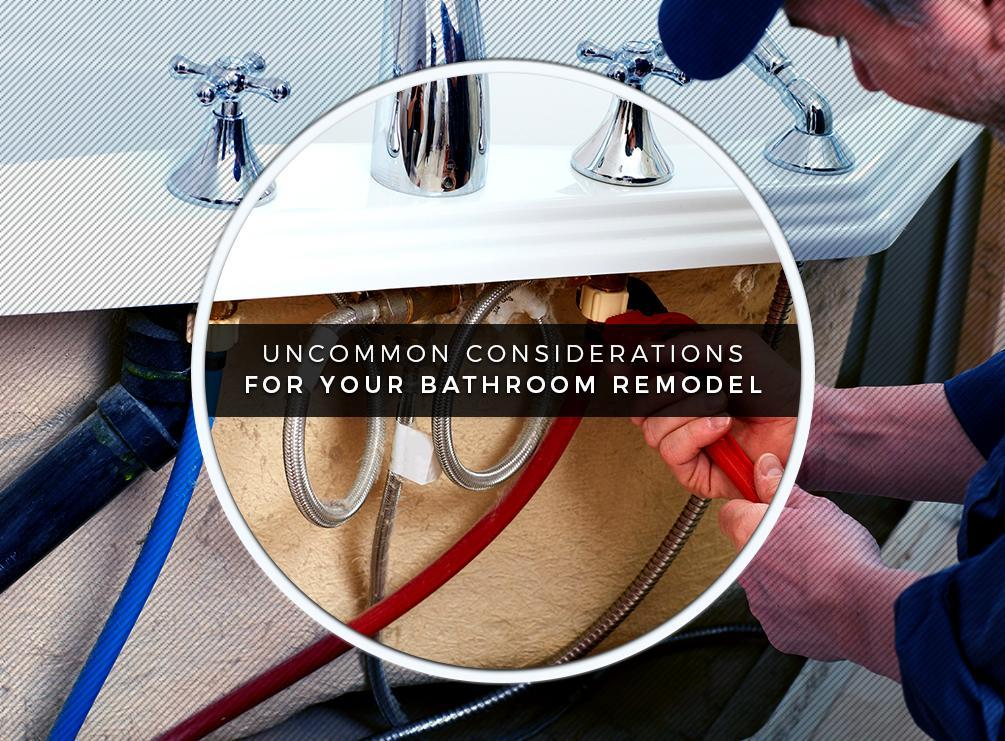 considerations for bathroom remodel in san diego ca