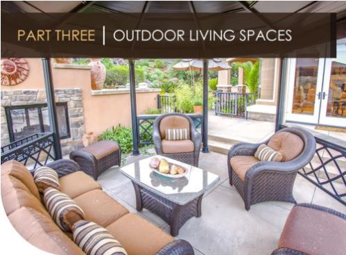 Home remodeling creating value and impact with additions for Creating an outdoor living space