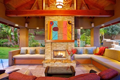 fireplace design san diego ca
