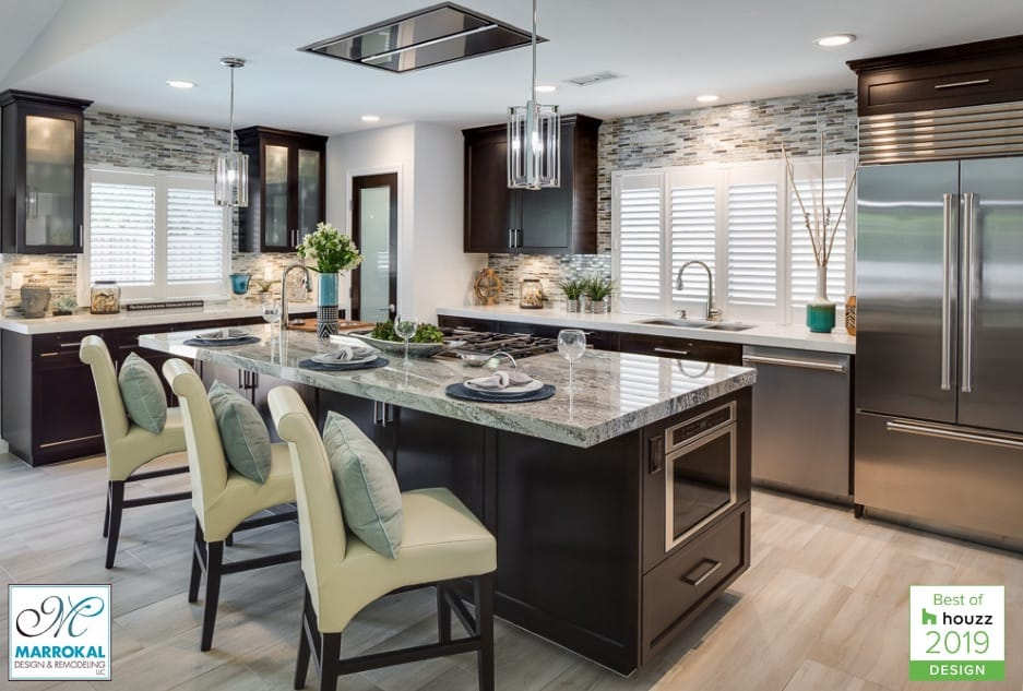Marrokal design remodeling awarded best of houzz design 2019 for Houzz interior design ideas