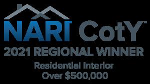 NARI CotY Award 2021 logo